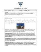 Best Practice - 15 Passenger Vans